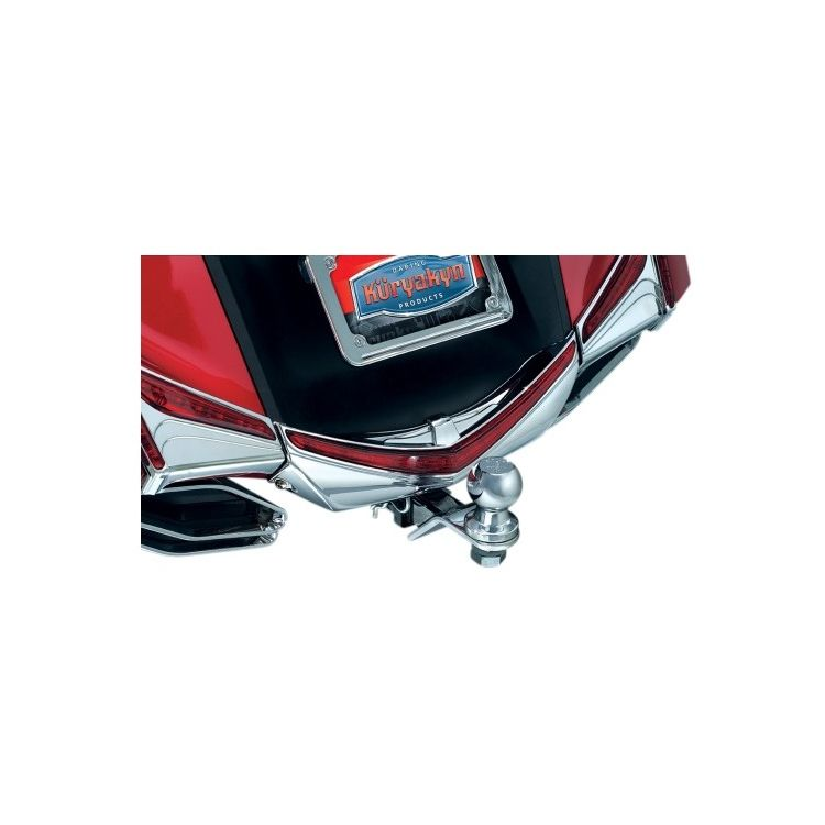Kuryakyn Trailer Hitch For Honda GoldWing GL1800