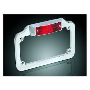 Kuryakyn Lighted License Plate Frame