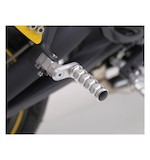 MFW Vario Rider Footpeg Mounts Kawasaki Ninja 650R / ZX6R 2005-2014 / ZX10R 2004-2010 / Concours 1400
