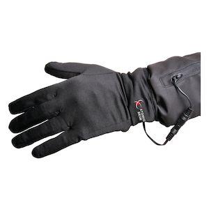 Auto-motorsport Radient Dainese Silk Underglove Black L Auto & Motorrad: Teile