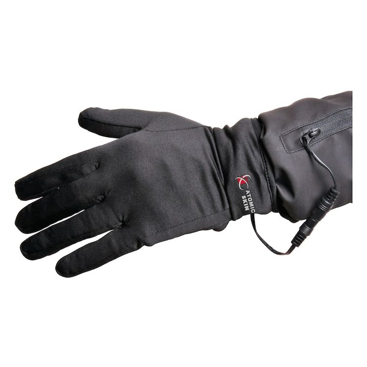 Powerlet 12V Atomic Skin Heated Glove Liner With 5 Position Controller