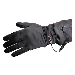 Powerlet Atomic Skin Heated Glove Liner With 5 Position Controller