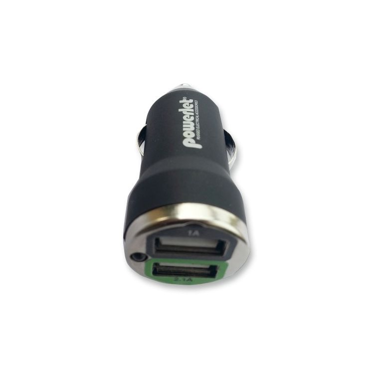 Powerlet Dual USB Cigarette Adapter