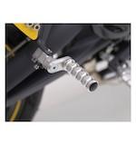 MFW Vario Passenger Footpeg Mounts Yamaha FZ6 / FZ1 / FZ8 / R6 / R1 / Super Tenere