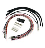 LA Choppers Handlebar Extension Wiring Kit For Harley Touring 2007-2013