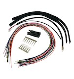 LA Choppers Handlebar Extension Wiring Kit For Harley Touring 2008-2013