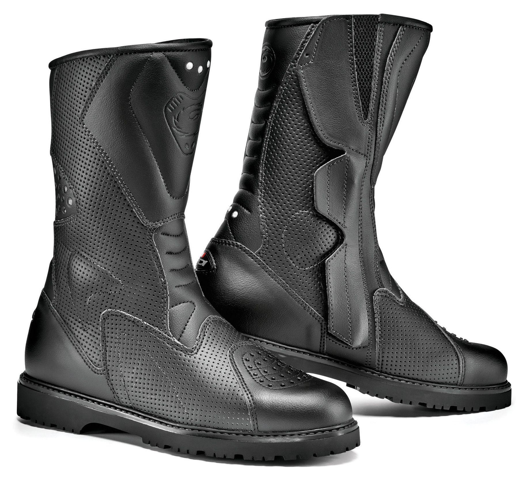 SIDI Tour Air Boots - RevZilla