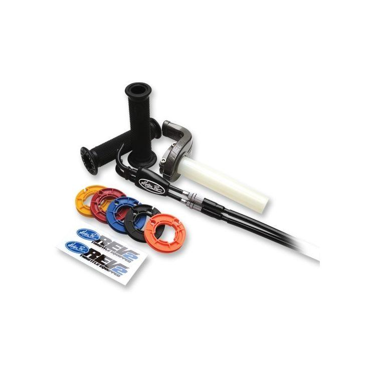 Motion Pro Rev2 Variable Rate Throttle Kit Kawasaki KX250F 2006-2010