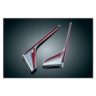 Kuryakyn LED Vertical Rear Light Strips For Honda GoldWing 2012-2015