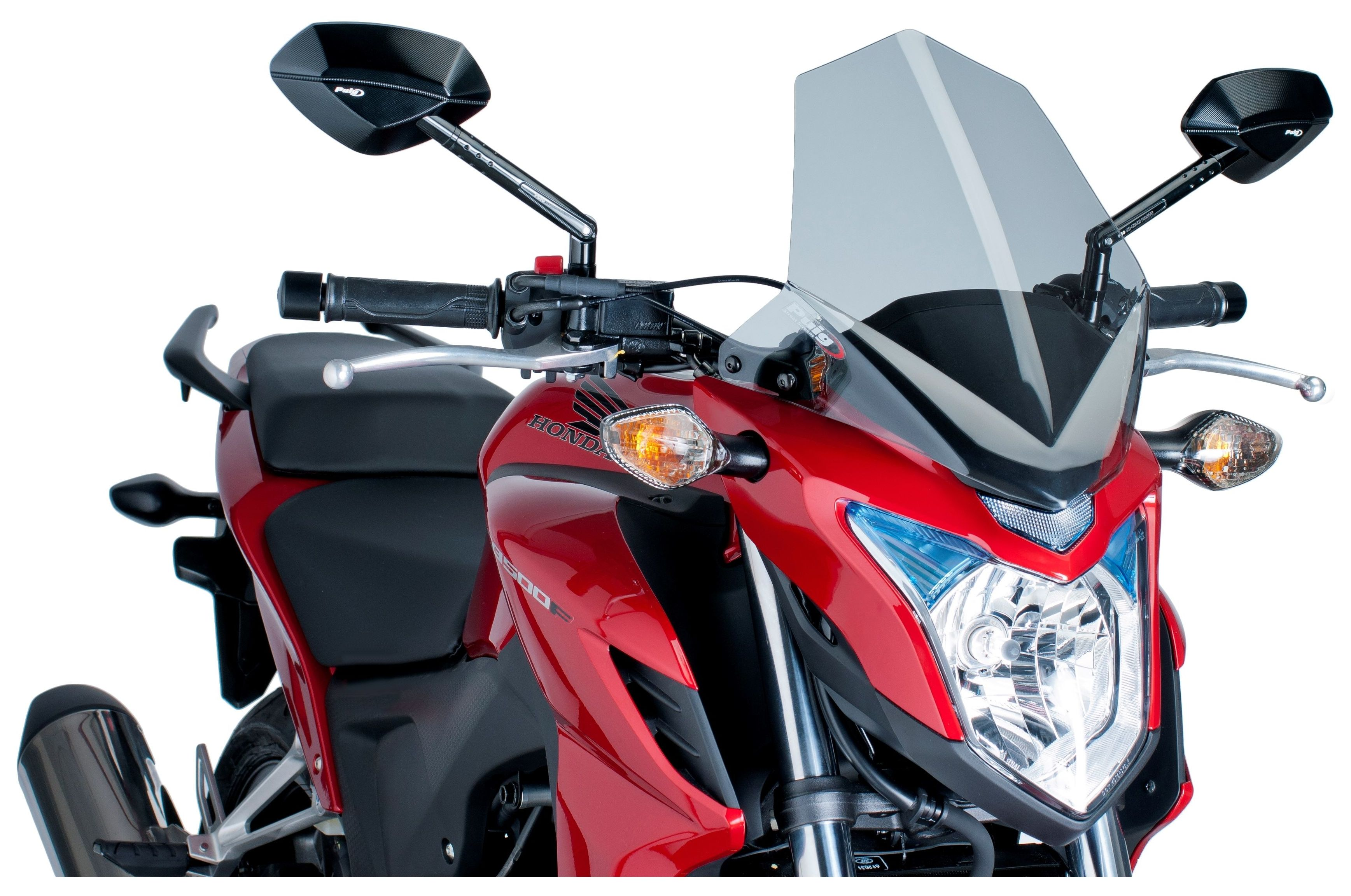 Puig Naked New Generation Windscreen Honda CB500F 2013 2015