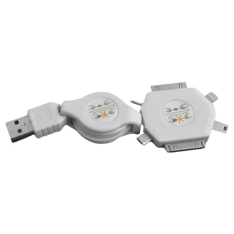 Antigravity Micro-Start USB 6 Into 1 Plug