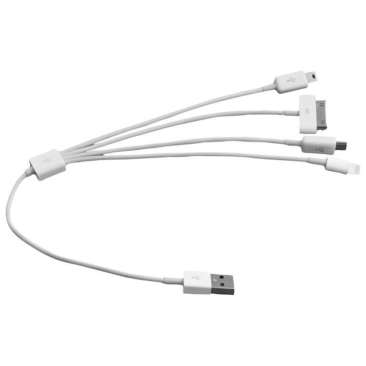 Antigravity Micro-Start USB 4 Into 1 Plug