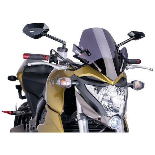 PUIG Fairing Naked N. G.Sport Honda CB650F 2017 Smoke Dark