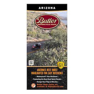 Butler Maps Arizona