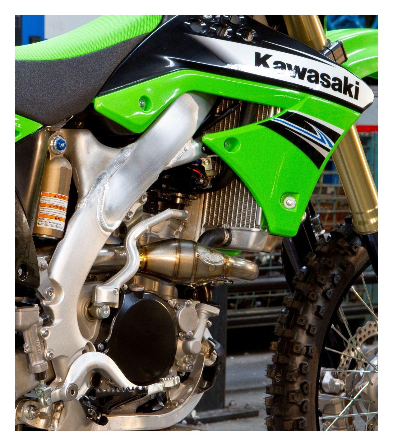 FMF MegaBomb Header Kawasaki KX450F 2012-2015 | 10% ($27.50) Off! - RevZilla