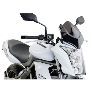 Puig Naked New Generation Windscreen Kawasaki ER6n 2009-2011