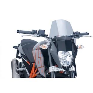 Puig Naked New Generation Windscreen KTM 690 Duke 2012-2014
