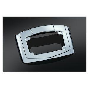 Kuryakyn License Plate Frame Panel Accent