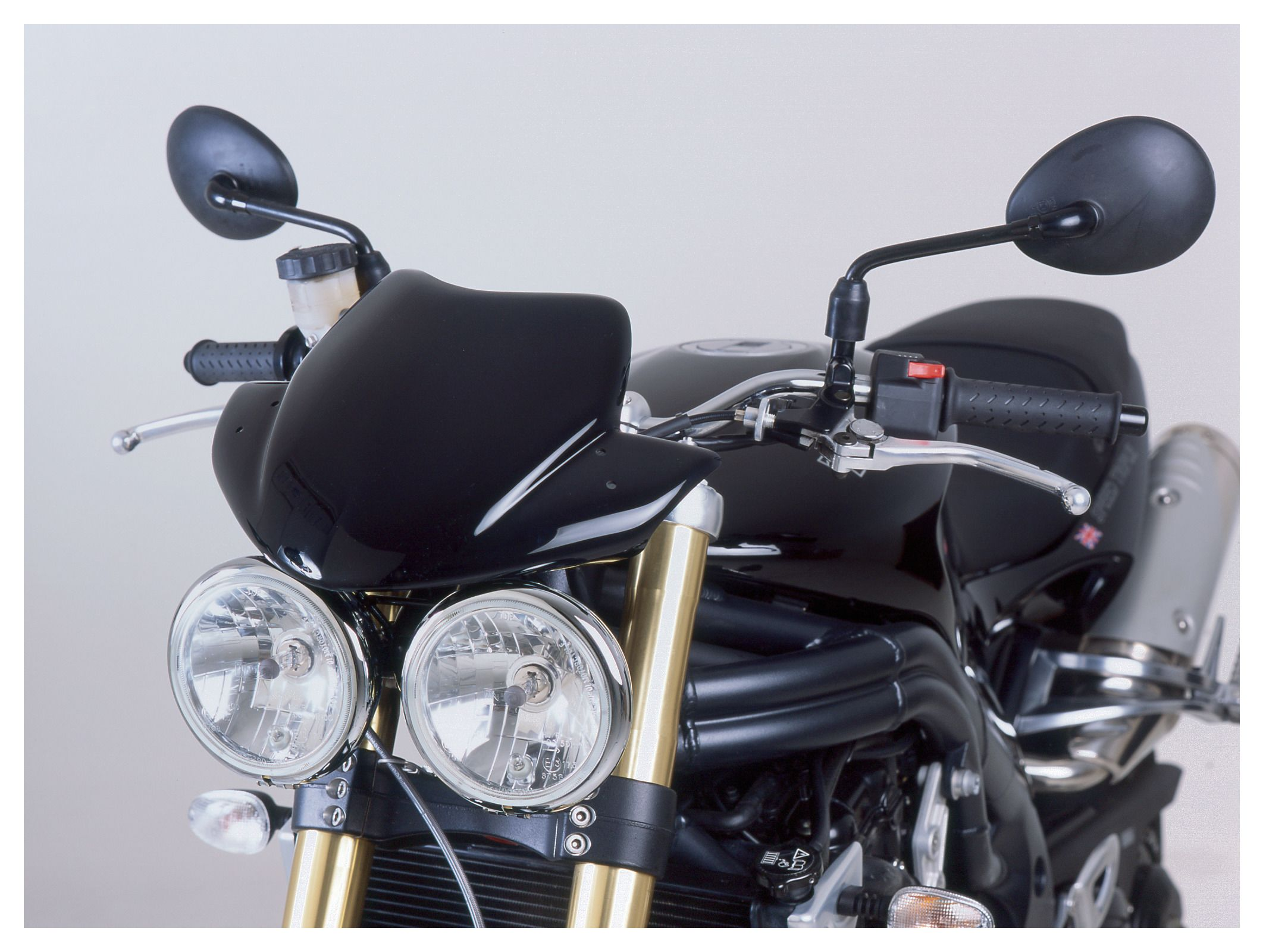 Puig Naked New Generation Windscreen Triumph Speed Triple R