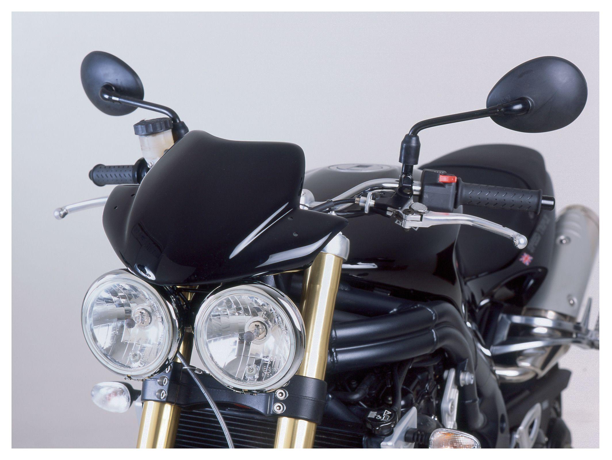 PUIG SPORT Naked New Generation Windscreen Suzuki