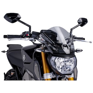 Puig Naked New Generation Windscreen Yamaha FZ-09 2014-2015