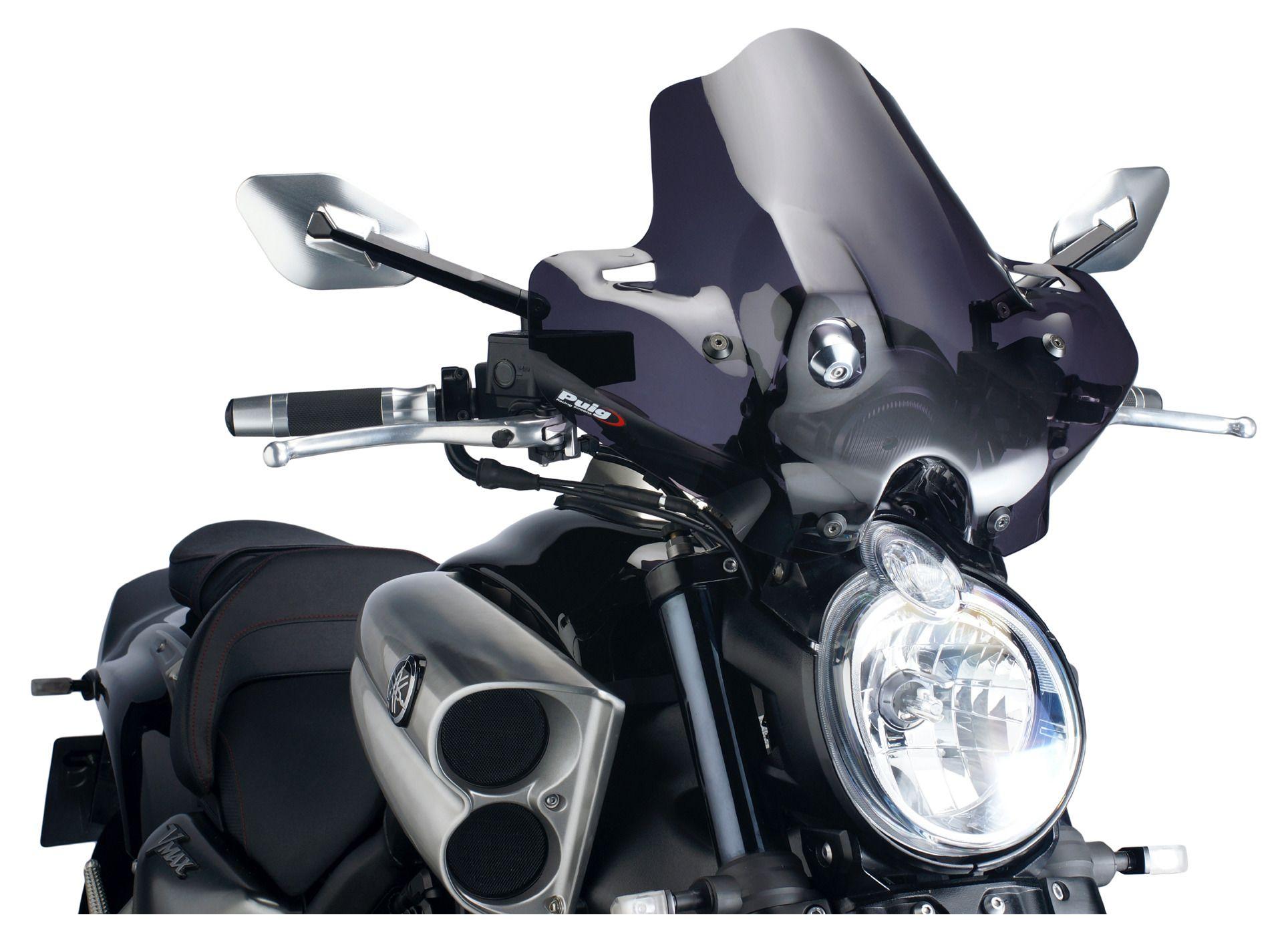 Puig Naked New Generation Touring Windscreen 2018+ Yamaha