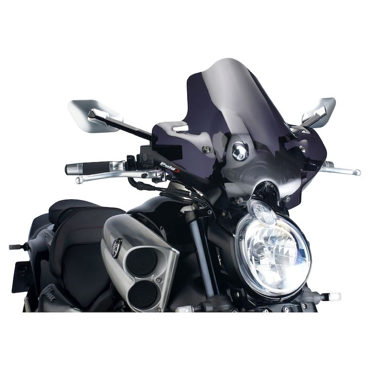 Yamaha Vmax Windshield