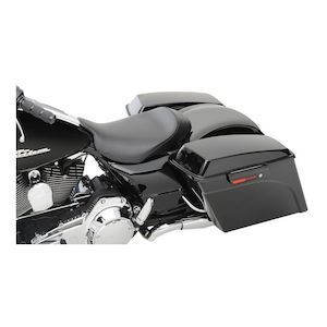 Saddlemen Renegade S3 Super Slammed Solo Seat For Harley