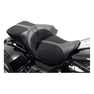 Danny Gray TourIST 2-Up Air Seat For Harley Touring 2008-2018