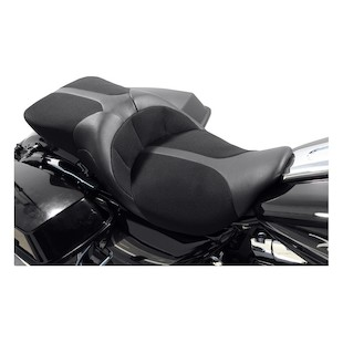 Danny Gray TourIST 2-Up Air Seat For Harley Touring 2008-2017