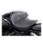 Danny Gray BigIST Solo Seat For Harley Touring 2008-2015