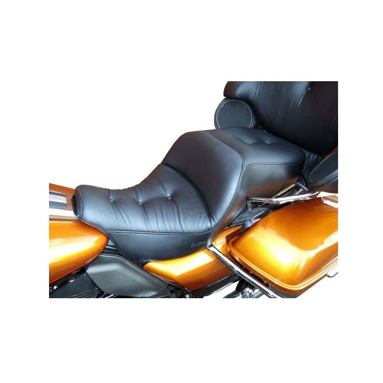 Low Profile With OEM Driver Backrest Receiver