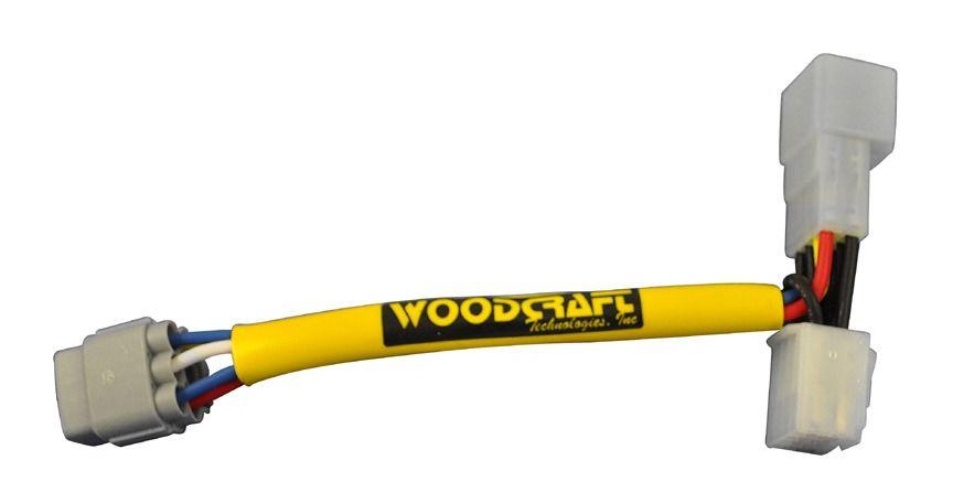 Woodcraft Keyswitch Elimination Harness Suzuki Gsxr600    Gsxr750    Gsxr1000