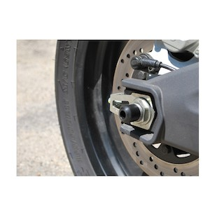 Woodcraft Axle Slider Kit Ducati Monster 696 / 796 / 1100