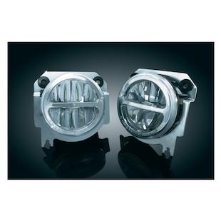Kuryakyn LED Driving Lights For Honda GoldWing GL1800 2001-2010