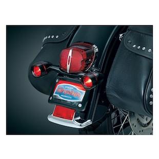 Kuryakyn Bullet Rear Turn Signal Bar Kit For Harley 1986-2017