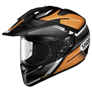 Shoei Hornet X2 Adventure Motorcycle Helmet