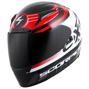 Scorpion EXO-R2000 Fortis Motorcycle Helmet