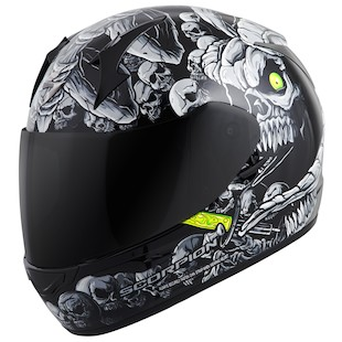 Scorpion EXO-R410 Dr. Sin Motorcycle Helmet