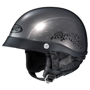HJC CL-Ironroad Rose Helmet