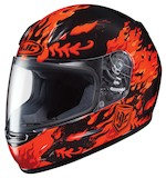 HJC CL-Y Youth Flame Face Helmet