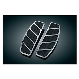 Kuryakyn Kinetic Traditional Driver Floorboard Inserts For Harley 1984-2018