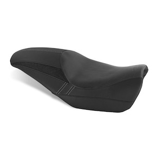 Mustang Fastback Seat For Harley Street 2015-2018
