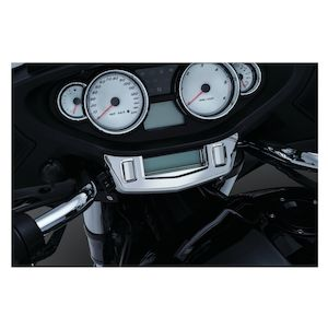 Kuryakyn Switch Panel Dash Cover For Victory 2010-2016