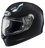 HJC FG-17 Helmet - Solid Black / 2XL [Blemished]