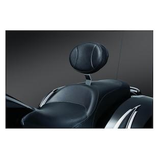 Kuryakyn Plug-N-Go Driver Backrest For Victory 2010-2015
