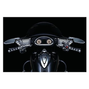 Kuryakyn Speaker Grills For Indian Chieftain / Roadmaster 2014-2016