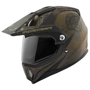 Speed and Strength SS2500 Fame and Fortune Motorcycle Helmet