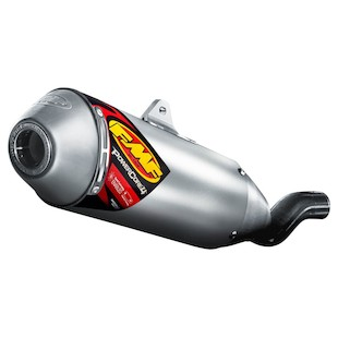 FMF PowerCore 4 Slip-On Exhaust Kawasaki KLR650 2008-2017