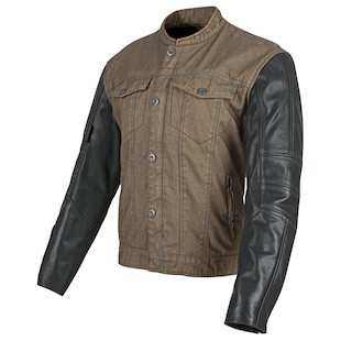 Speed and Strength Band of Brothers Motorcycle Jacket